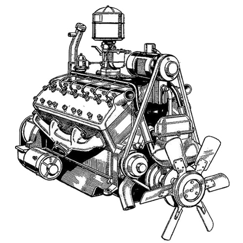 Ford Flathead Engine Identification