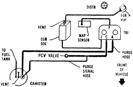1996 Geo Prizm Engine Diagram